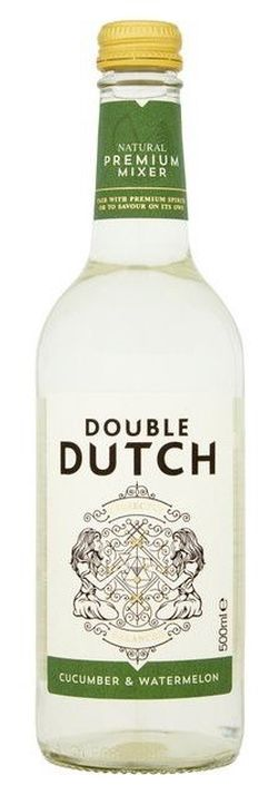 Double Dutch Cucumber & Watermelon 0,5l