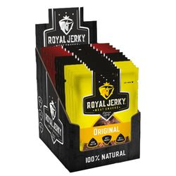 Royal Jerky Mix Box 12ks